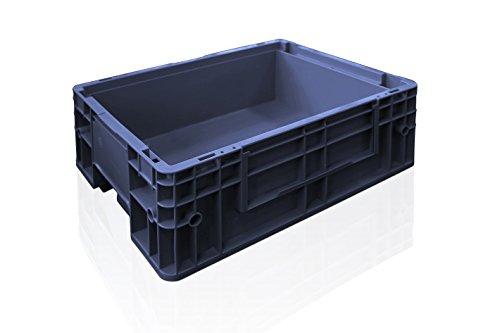 ISOCO Behälter R-KLT 4315 schwarz, 1 Stück
