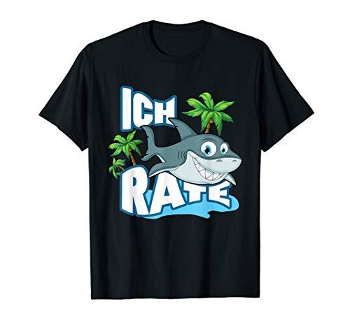 Ich Hai Rate - Hochzeit Junggesellenabschied T-Shirt