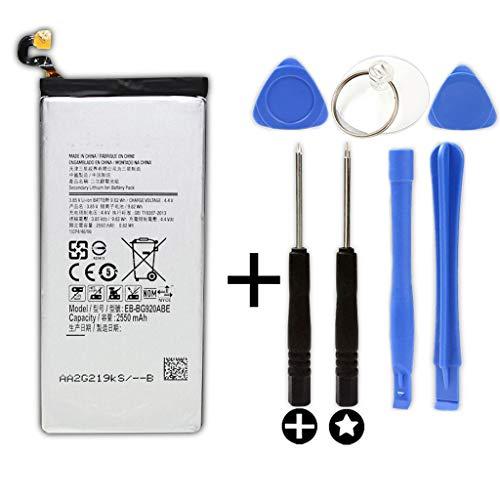 Bateria Interna Compatible con Samsung Galaxy S6 / G920 con Herramientas/Tools | EB-BG920ABE
