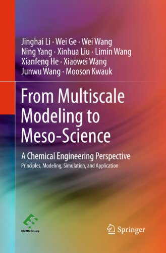 From Multiscale Modeling to Meso-Science: A Chemical Engineering Perspective (English Edition)