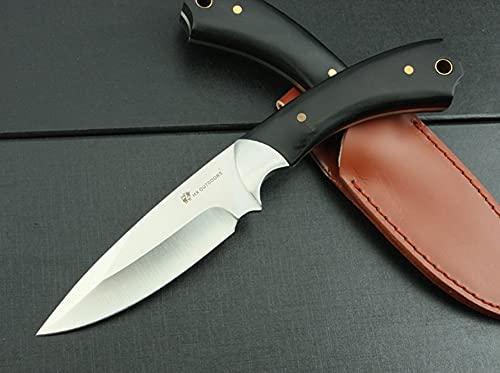 FARDEER Knife Cuchillo de Pesca de Cuchillo de Caza al Aire Libre ZT4J