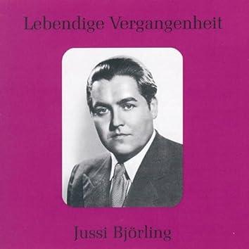 Lebendige Vergangenheit - Jussi Björling