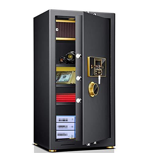 TYJKL Caja Fuerte Caja de Seguridad de Seguridad de Acero para hoteles en la Oficina en casa para almacenar Pistolas de Pasaporte de joyería en Efectivo almacenar Documentos Importantes