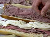 Why Hoboken Is Obsessed With This Roast Beef Sandwich