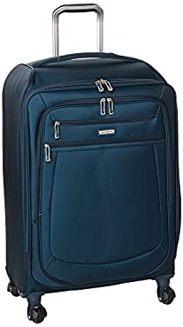 d65ebb4f8 Best Lightweight Softside Spinner Checked Luggage 2018 - Travel Bag ...