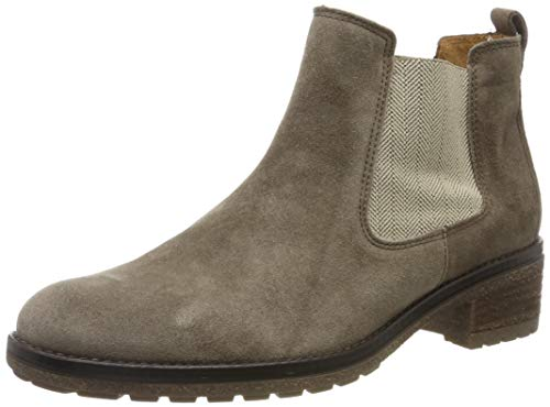 Gabor Shoes Damen Fashion Stiefeletten, Braun (Mohair (EL.Wave) 13), 38 EU