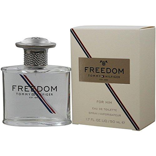TOMMY HILFIGER Freedom Eau de Toilette Spray 50 ml, 1er Pack (1 x 50 ml)