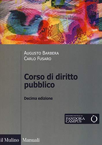 Corso di diritto pubblico. Con espansione online
