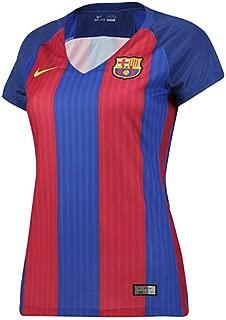 Nike 2016/17 FC Barcelona Stadium Home Women's Soccer Jersey