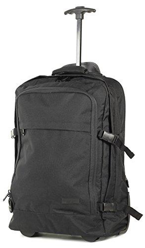 bp-0057-bl: Members Essential On-Board zaino da viaggio su ruote in nero