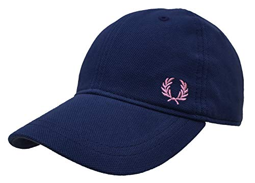 Fred Perry Pique Classic Cap HW3650 Blau French Navy One Size