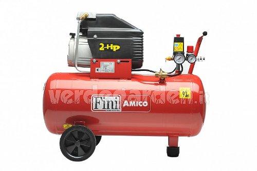 COMPRESSORE FINI AMICO LT. 50 EC50/2450