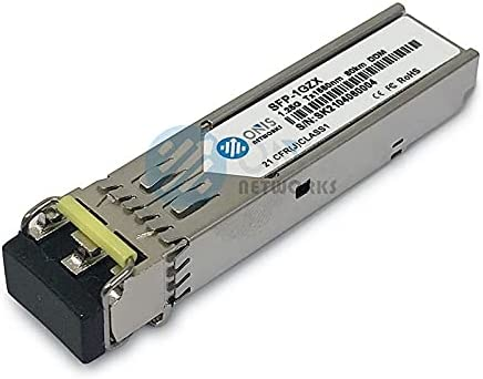 Brocade E1MG-LHA Compatible 2021new shipping free shipping 1000BASE-ZX Module Transceiver Max 82% OFF SFP
