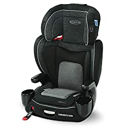 commercial Graco Turbo Booster Highback Booster Seat and Right Guide Harness Trainer, West Point graco highback turbobooster