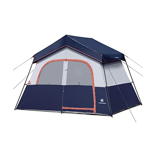 Camping-Tent-HIKERGARDEN-6-Person-Tent-for-Camping-Reinforced-Steel-Poles-Waterproof-Windproof-Fabric-Family-Tent-with-Easy-Setup-with-Large-Mesh-for-Ventilation-Portable-Carry-Bag