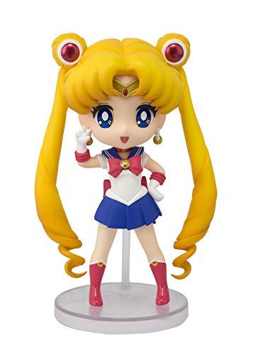 BANDAI Mini Figuarts Sailor Moon Usagi Tsukino Bunny 9cm