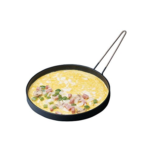 Prince Castle 127 Non-Stick Omelet Egg Ring with Handle