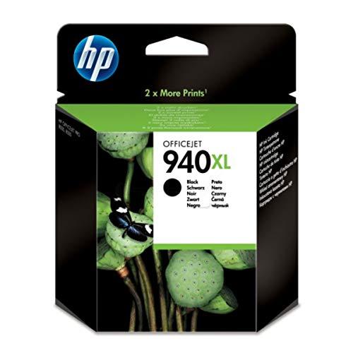 HP - Hewlett Packard OfficeJet Pro 8500 A (940XL / C 4906 AE) - original - Tintenpatrone schwarz - 2.200 Seiten - 59,5ml