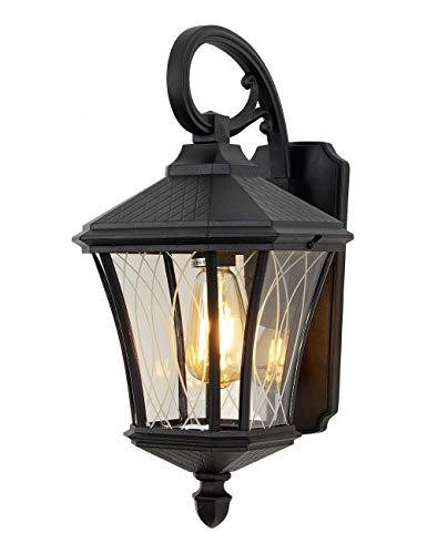 Outdoor Wall Light Fixtures as Porch Light Waterproof Exterior Light Fixtures Wall Mount 18.3