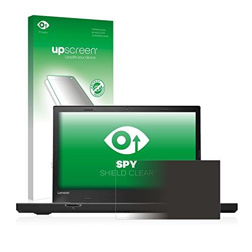 upscreen Anti-Spy Blickschutzfolie kompatibel mit Lenovo ThinkPad T470p Privacy Screen Sichtschutz Bildschirmschutz-Folie