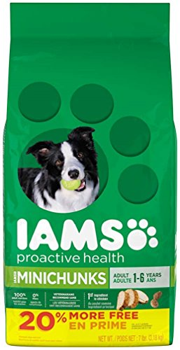 IAMS Proactive Health Adult MiniChunks Chicken Flavor Dry