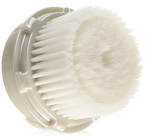 Clarisonic Luxe Cashmere limpieza facial cepillo unidades de 1pieza, de Luxe–Cahsmere alto rendimiento contorno cepillo cabeza