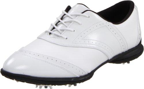 Callaway Footwear Women's Jacqui W475-01-W, White/White, 7 W US