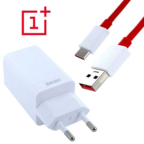 vinciann fuente de alimentación cargador rápido Dash Original OnePlus + Cable USB-C 65T dc0504