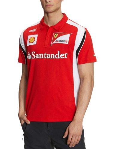 Ferrari Alonso Camiseta Talla Xl