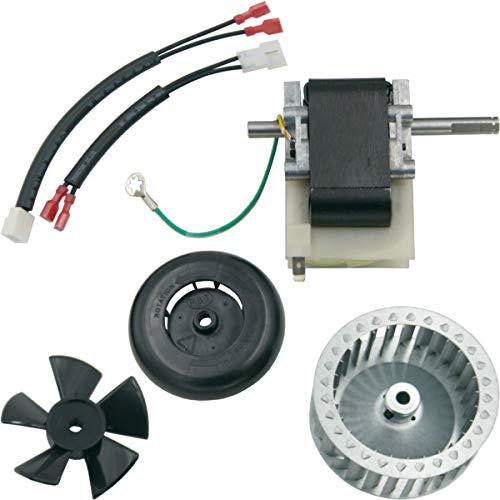 Supplying Demand 318984-753 Draft Inducer Motor Kit For Furnace HVAC With LA11AA005 Wheel