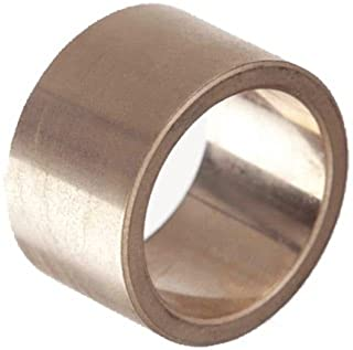 Genuine Oilite Length x 11//16 in SAE 841 ID x 0.503 in OD x 0.25 in Flange Thickness Flange Diameter x 1//16 in Sintered Bronze Flanged Sleeve Bearings 0.3770 in