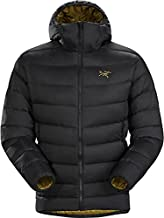 Arc'teryx Thorium AR Hoody Men's | All Round, Down Insulated Hoody for Cold Dry Weather. | 24K Black, X-Large