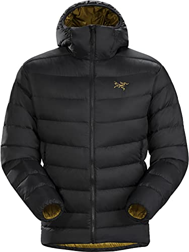 Arc'teryx Thorium AR Hoody Men's | All round, down insulated hoody for cold dry weather. | 24K Black, XX-Large