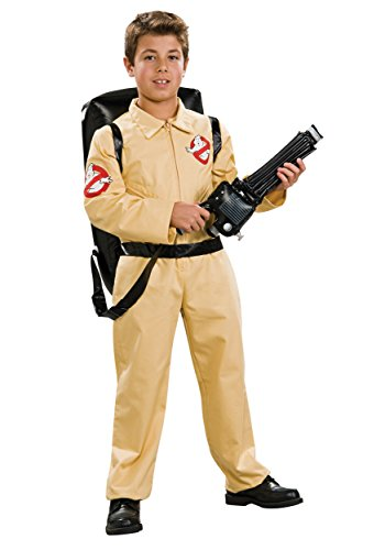 Disfraz de Cazafantasmas para niño, de 3 a 4 años