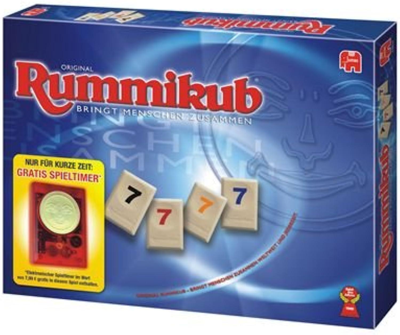 03650 - Jumbo Spiele - Rummikub mit Timer B000KSNG7G Adoptieren  | Förderung
