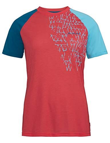 VAUDE Damen Moab Shirt IV, magma, 42, 414362080420
