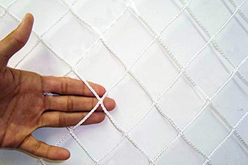 Rede de proteção para janela de 1,50 x 1,00 cor branca