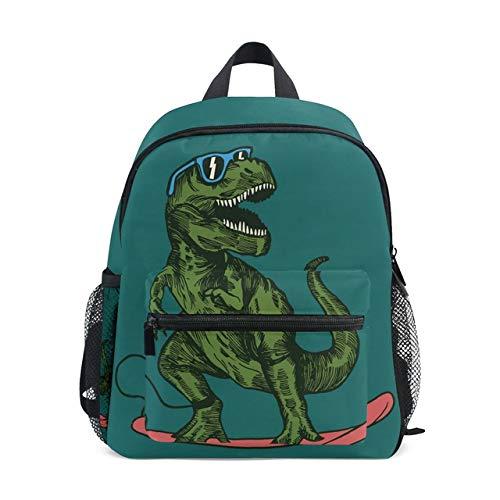 COMPY Children Backpack Comfortable Kids Dinosaur Toddler School Bags Dino Kindergarten Preschool Bag 3-8 Years Old Schoolbag for boy,03