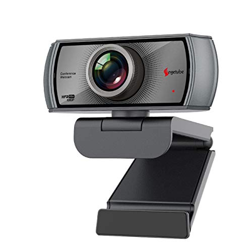 1080P Webcam 60FPS with Microphone for Streaming,Angetube 920H Pro USB Computer HD Web Camera Video Cam for Gaming Conferencing Mac PC Laptop Desktop