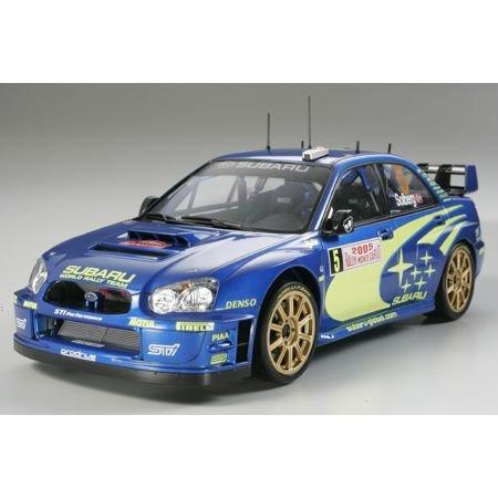 Tamiya America, Inc 1/24 Subaru Impreza WRC MC, TAM24281