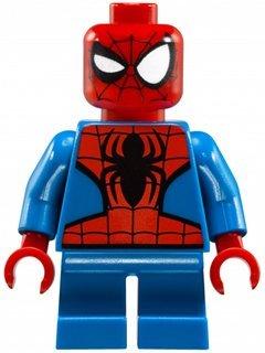 LEGO Super Heroes: Spider-Man Mit Short Beine...