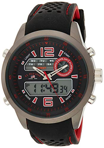 U.S. Polo Assn. - -Armbanduhr- US9507