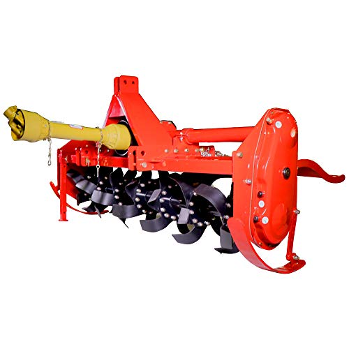 Titan 72' Heavy Duty Rotary Tiller | 3 PT CAT 1...