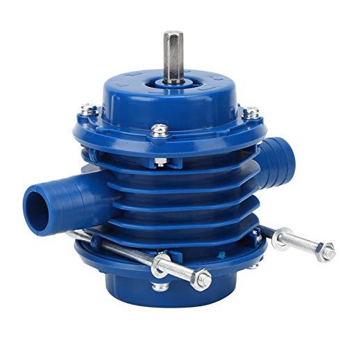 Bomba de perforación eléctrica compacta Bomba de transferencia de fluido de aceite para una salida superior a 320w Bomba de perforación para una gran cantidad de trabajo de deshidratación