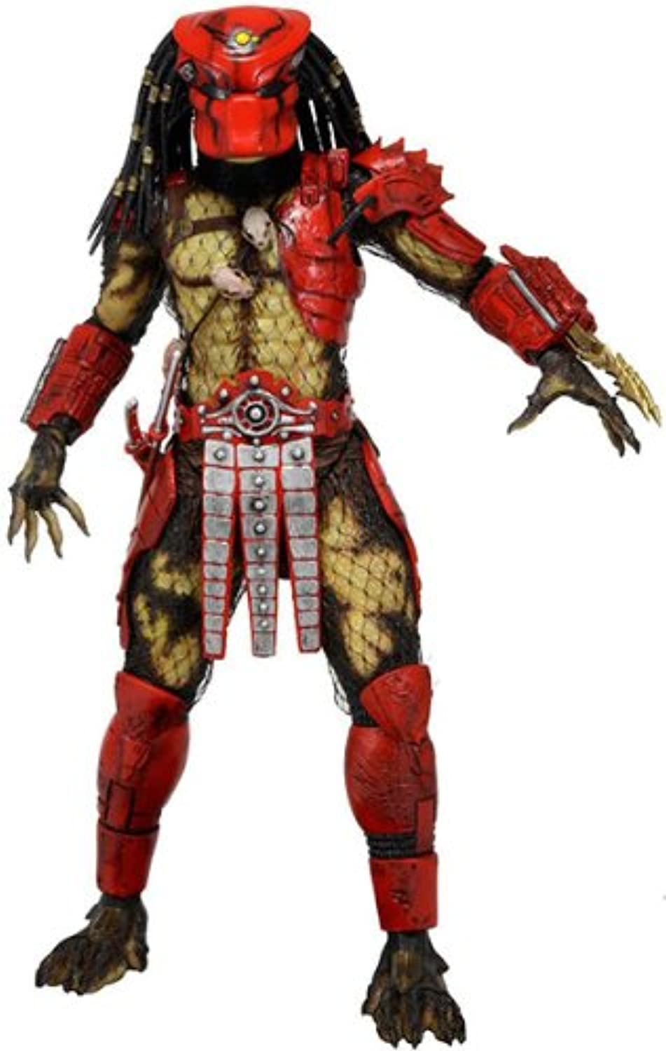 Neca Predators 7 Inch Series 7  Big Red Predator Action Figure
