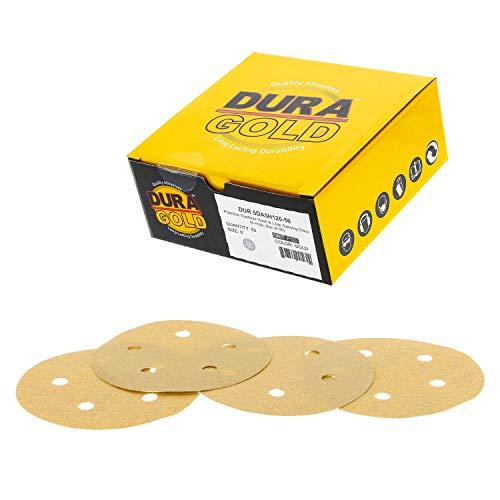 Dura-Gold - Premium - 120 Grit - 5
