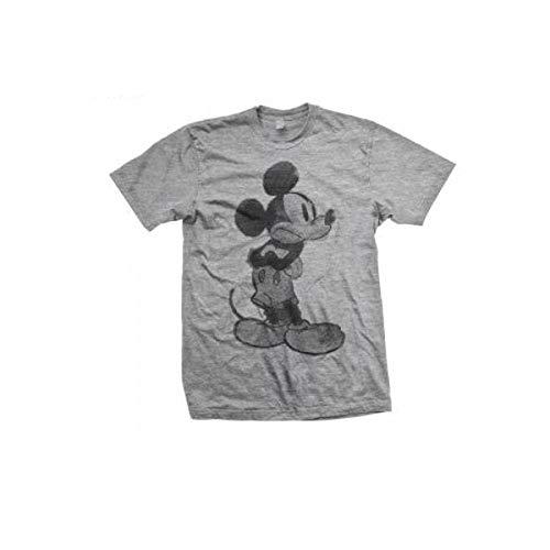 Disney Damen Mickey Sketch Top