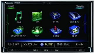 パナソニック カーナビ ストラーダ CN-RE03D フルセグ/VICS WIDE/SD/CD/DVD/USB/Bluetooth 7V型
