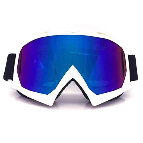 bottl Bicicleta Gafas De Sol Gafas De Esquí Gafas De Sol Polarizadas Gafas Deportivas Casco De Motocicleta Gafas Polarizadas Montura Blanca Lentes De Color