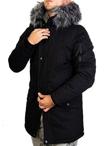 Tempo è denaro Parka Cappotto Di Pioggia D-Rock da Uomo Designer Giacca A Vento Giacca